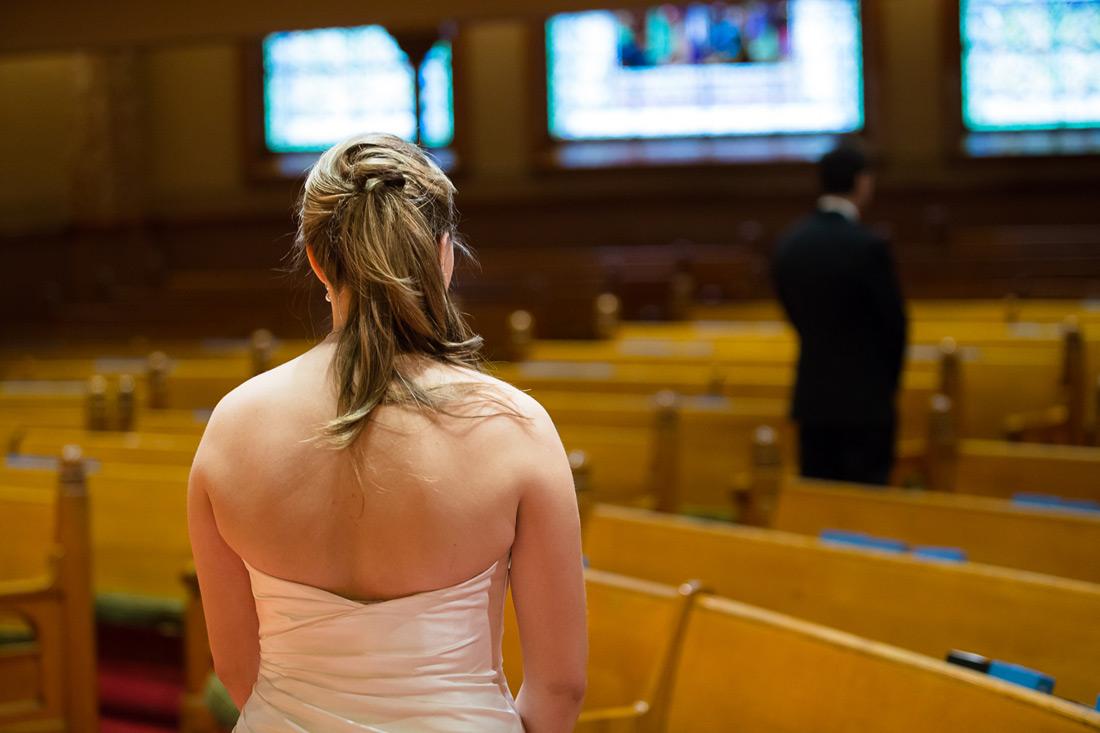portland-wedding-021 First Baptist Church of Portland | Oregon Wedding Photographer | Sarah & Josh