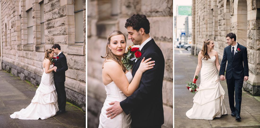 portland-wedding-027 First Baptist Church of Portland | Oregon Wedding Photographer | Sarah & Josh