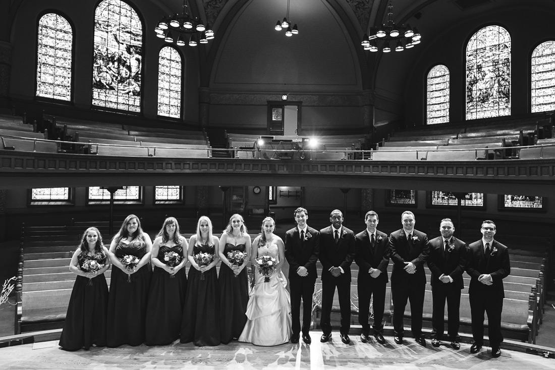 portland-wedding-033 First Baptist Church of Portland | Oregon Wedding Photographer | Sarah & Josh