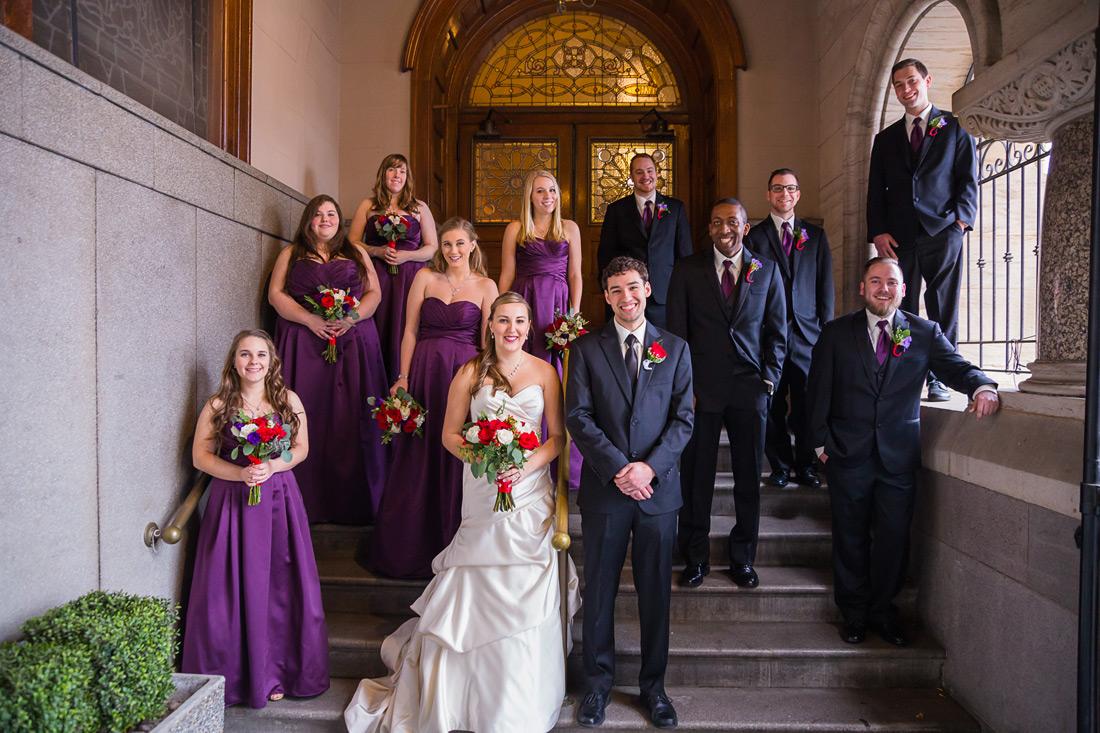 portland-wedding-036 First Baptist Church of Portland | Oregon Wedding Photographer | Sarah & Josh