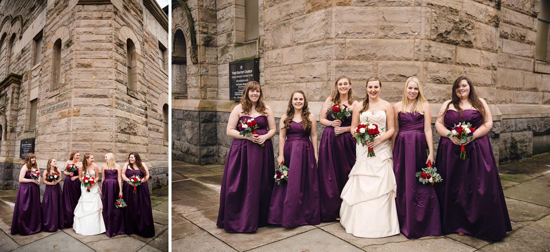 portland-wedding-038 First Baptist Church of Portland | Oregon Wedding Photographer | Sarah & Josh