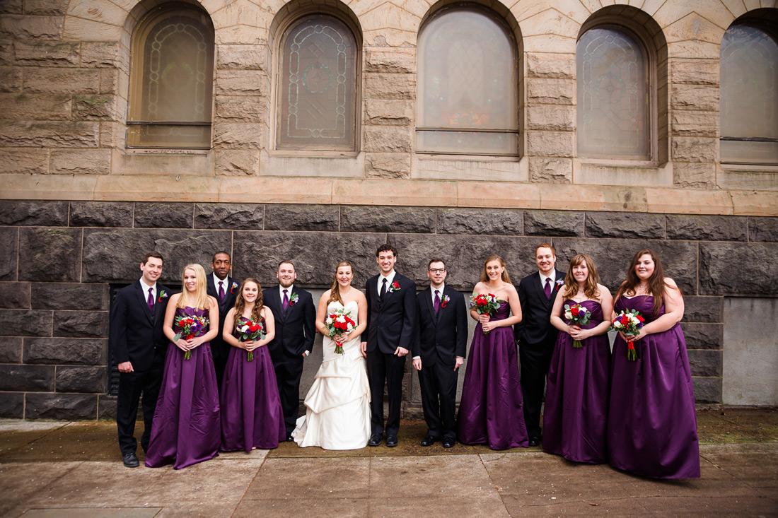portland-wedding-040 First Baptist Church of Portland | Oregon Wedding Photographer | Sarah & Josh