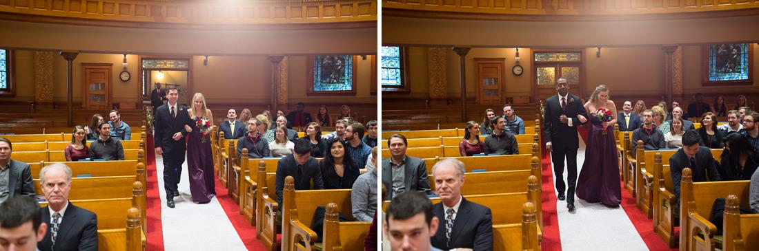 portland-wedding-049 First Baptist Church of Portland | Oregon Wedding Photographer | Sarah & Josh