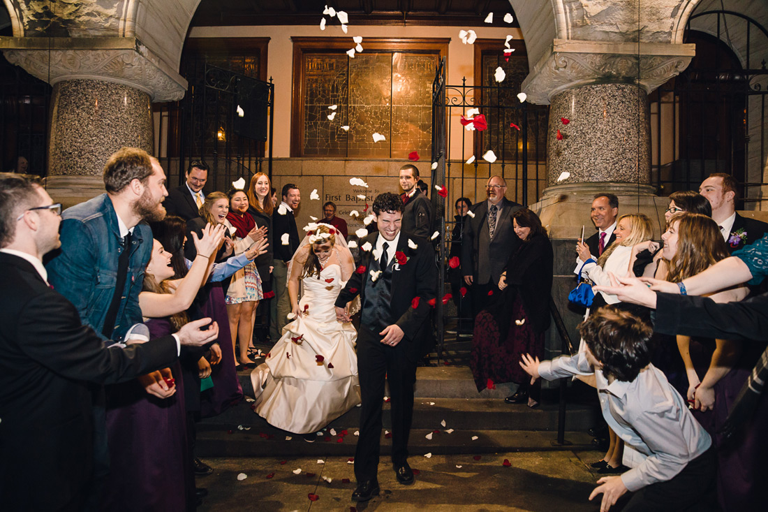 portland-wedding-090 First Baptist Church of Portland | Oregon Wedding Photographer | Sarah & Josh
