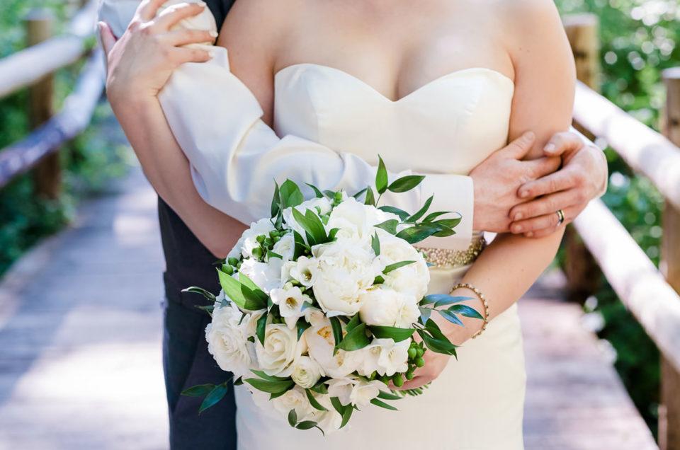 Beazell Memorial Forest Wedding | Philomath Oregon | Gillian & Andrew