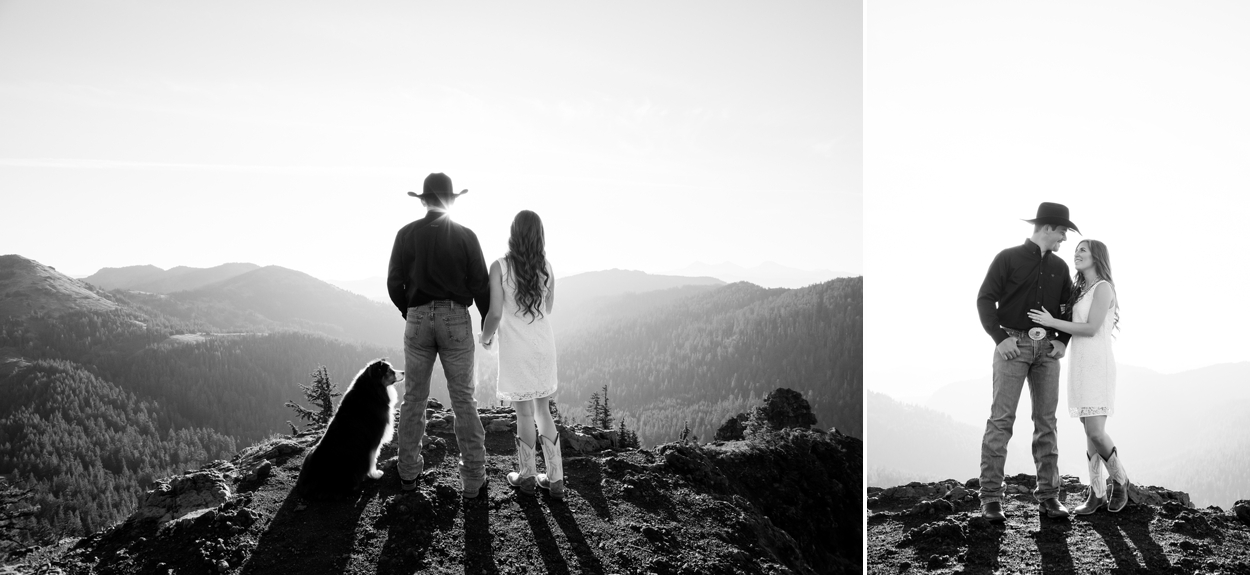 engagement-pictures-pacific-northwest-photographer-001 Lyndee & Max | Adventure Engagement Session | Iron Mountain Oregon