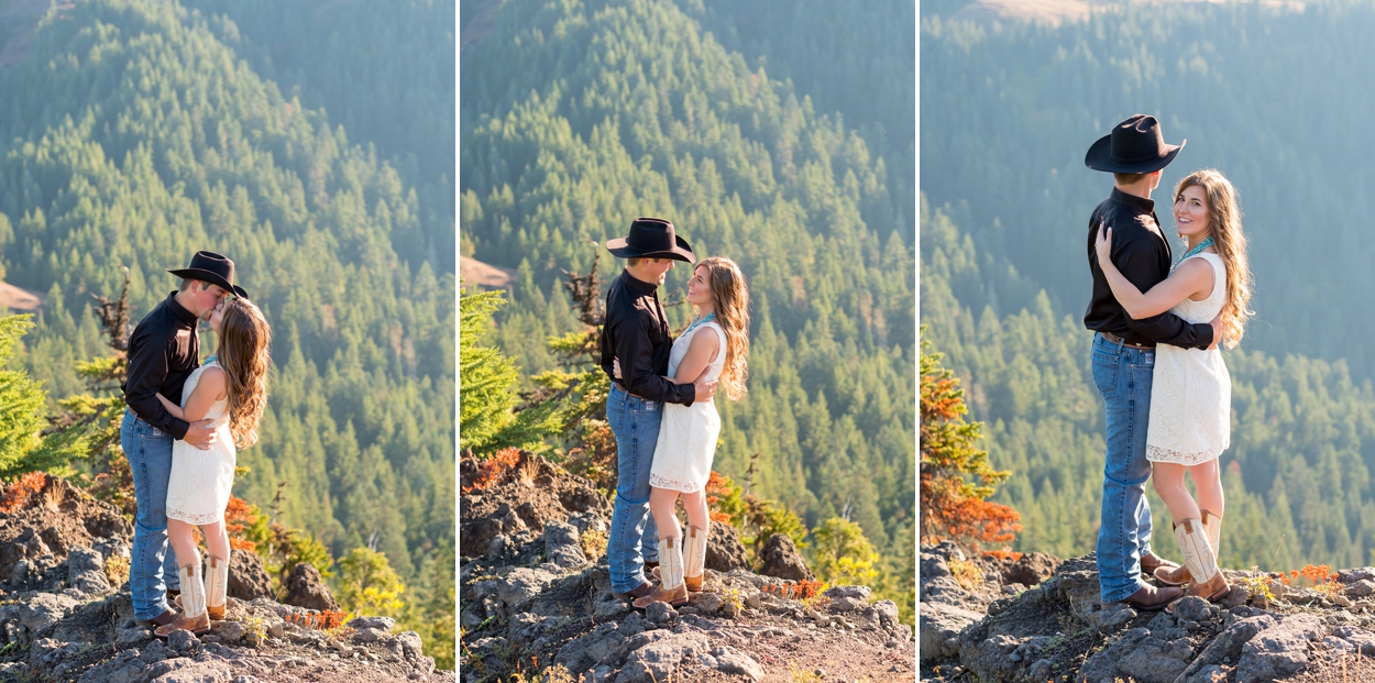 engagement-pictures-pacific-northwest-photographer-004 Lyndee & Max | Adventure Engagement Session | Iron Mountain Oregon