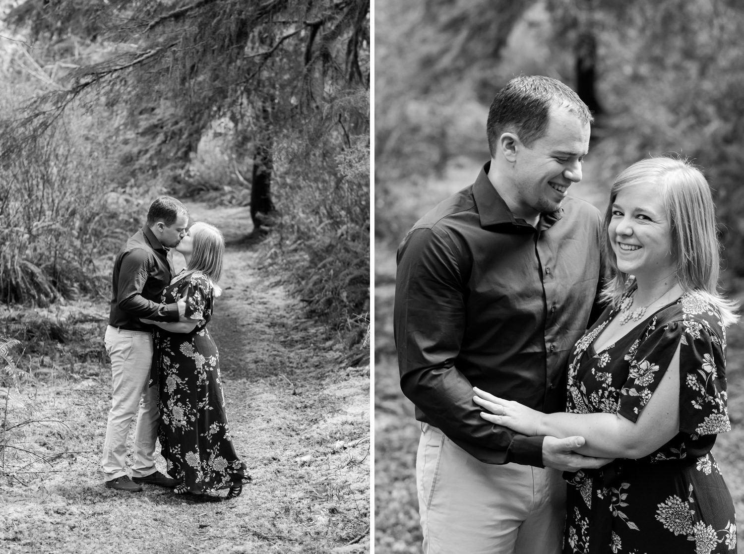 oregon-coast-engagement-pictures-002 Oregon Coast Engagement Pictures | North Fork Smith River Adventure Engagement | Sweet Creek Falls | Kaylee & Wyatt