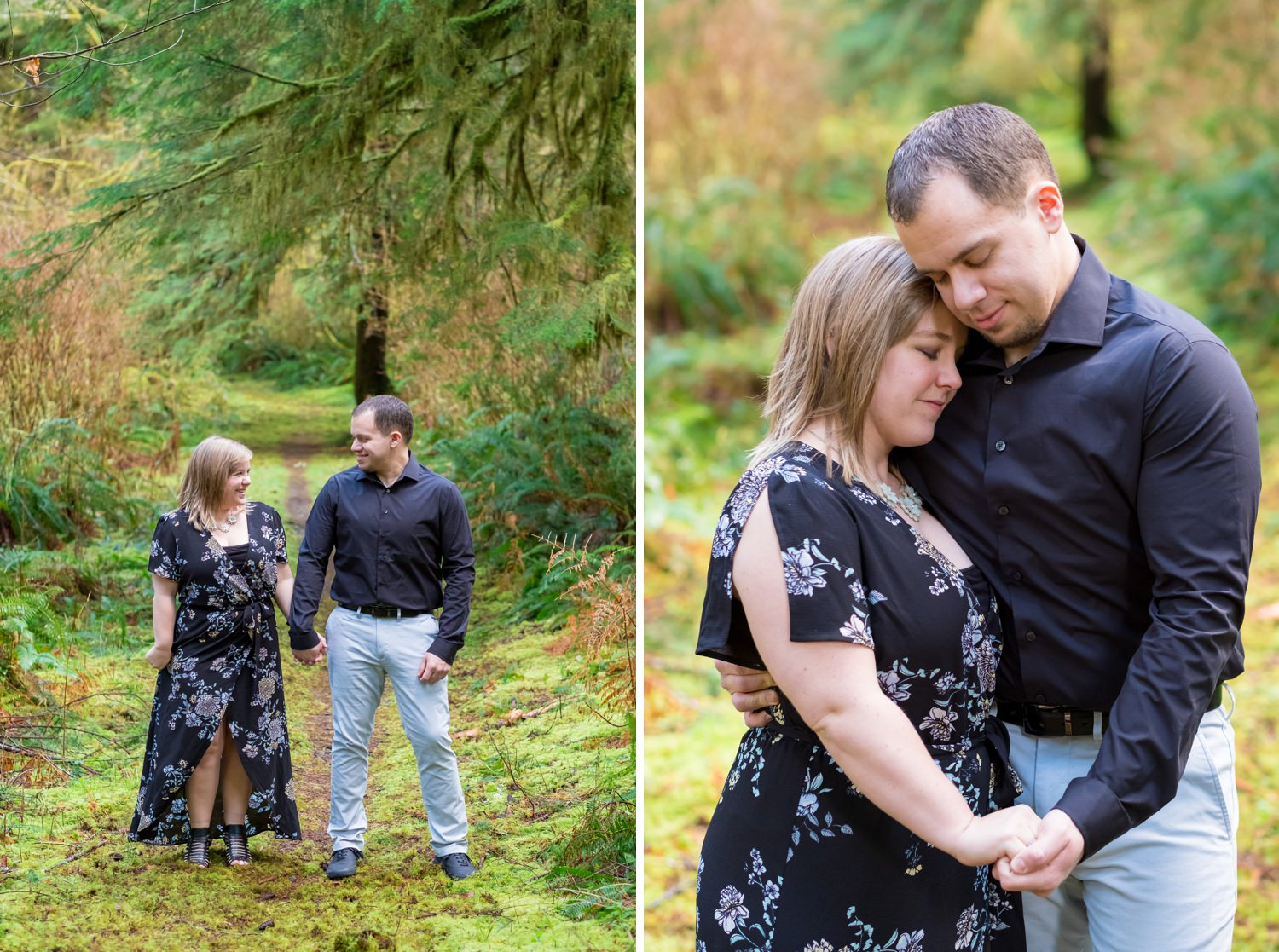 oregon-coast-engagement-pictures-005 Oregon Coast Engagement Pictures | North Fork Smith River Adventure Engagement | Sweet Creek Falls | Kaylee & Wyatt